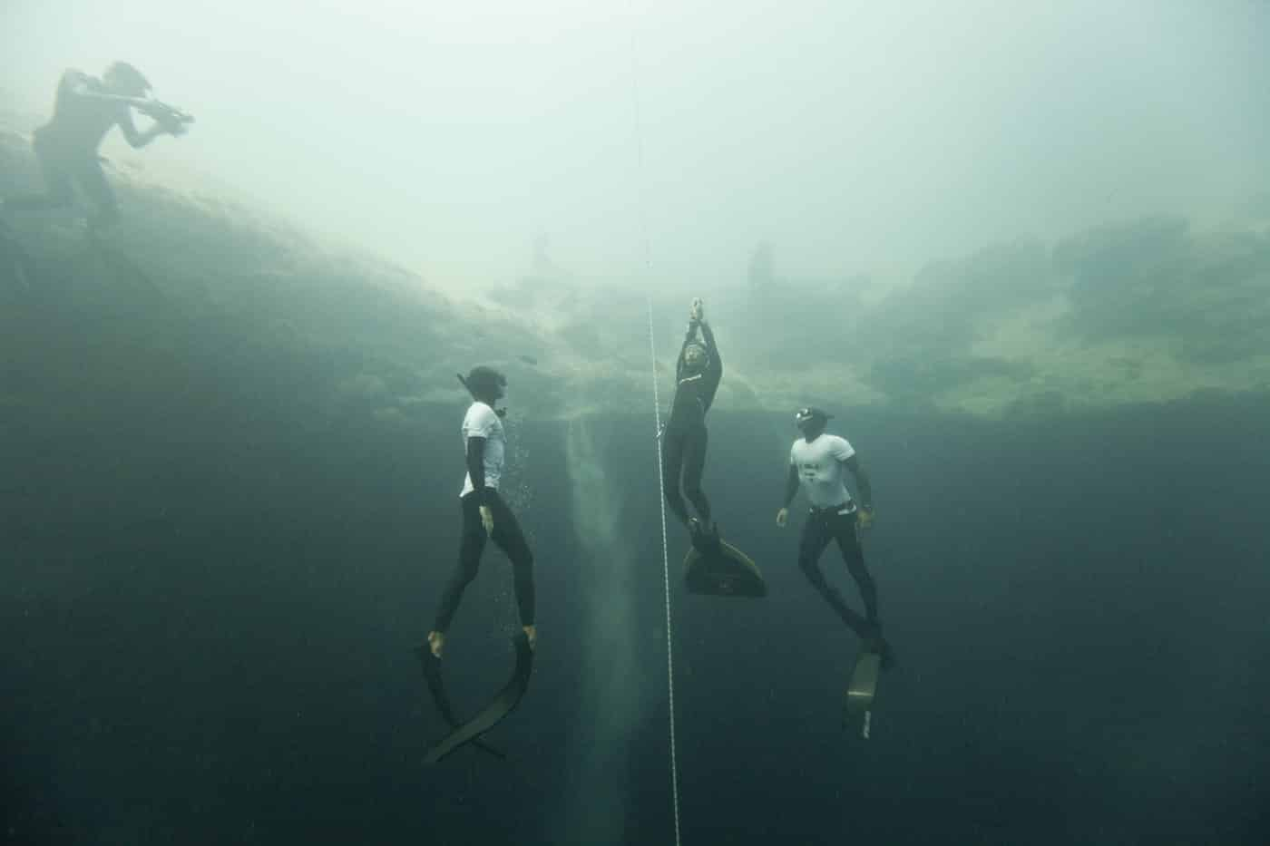 freediving-bubble-tetsuo-hara-diving